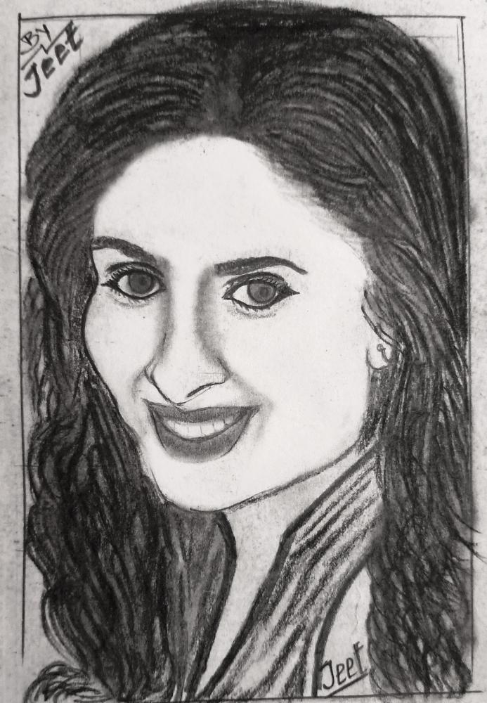 Kareena Kapoor por Jeet@rts